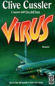 Copertina dell'audiolibro Virus di CUSSLER, Clive