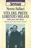 Copertina dell'audiolibro Vita del prete Lorenzo Milani