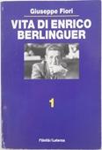 Copertina dell'audiolibro Vita di Enrico Berlinguer – vol 1 di FIORI, Giuseppe