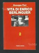 Copertina dell'audiolibro Vita di Enrico Berlinguer – vol 2 di FIORI, Giuseppe