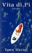 Copertina dell'audiolibro Vita di Pi di MARTEL, Yann