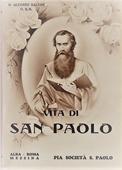 Copertina dell'audiolibro Vita di S. Paolo