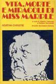 Copertina dell'audiolibro Vita, morte e miracoli di Miss Marple