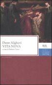 Copertina dell'audiolibro Vita nova di ALIGHIERI, Dante