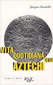 Copertina dell'audiolibro Vita quotidiana degli Aztechi di SOUSTELLE