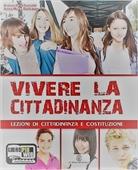 Copertina dell'audiolibro Vivere la cittadinanza di ALBONETTI, Antonelli - DAL LAURO, Anna Maria