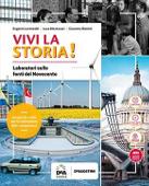 Copertina dell'audiolibro Vivi la storia! 3 di LORENZETTI, E. - MONTANARI, L. - MOSTINI, G.