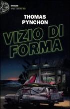 Copertina dell'audiolibro Vizio di forma di PYNCHON, Thomas