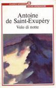 Copertina dell'audiolibro Volo di notte di SAINT-EXUPERY, Antoine de