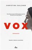 Copertina dell'audiolibro Vox di DALCHER, Christina