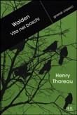 Copertina dell'audiolibro Walden ovvero vita nei boschi di THOREAU, Henry D.