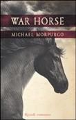 Copertina dell'audiolibro War Horse di MORPURGO, Michael