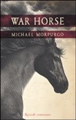 Copertina dell'audiolibro War Horse