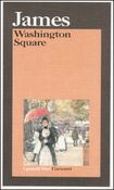 Copertina dell'audiolibro Washington square di JAMES, Henry