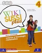 Copertina dell'audiolibro Wiki Sussi Plus 5 – Scienze