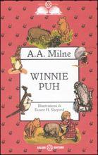 Copertina dell'audiolibro Winnie Puh di MILNE, A.A.