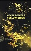 Copertina dell'audiolibro Yellow birds di POWERS, Kevin