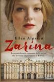 Copertina dell'audiolibro Zarina di ALPSTEN, Ellen (Traduzione di Francesco Zago)