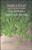 Copertina dell'audiolibro Zia Antonia sapeva di menta di VITALI, Andrea