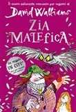 Copertina dell'audiolibro Zia Malefica di WALLIAMS, David
