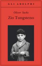 Copertina dell'audiolibro Zio Tungsteno di SACKS, Oliver