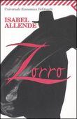 Copertina dell'audiolibro Zorro