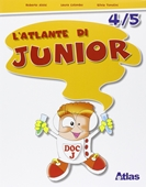 Copertina Atlante junior 4/5