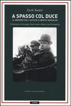 Copertina Top Secret. A spasso con il Duce. Le memorie di Ercole Boratto autista di B. Mussolini