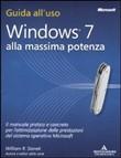 Copertina Guida all'uso Windows 7 alla massima potenza