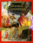 Copertina La divina commedia- versione per bambini