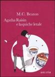 Copertina Agatha Raisin e la quiche letale