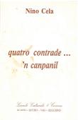 Copertina Quatro contrade… n' campanil