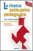 Copertina La ricerca socio-psico pedagogica