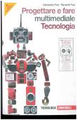 Copertina Progettare e fare multimediale tecnologia