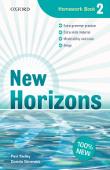 Copertina New Horizons – Homework Book 2