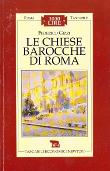Copertina Le chiese barocche di Roma