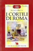 Copertina I cortili di Roma
