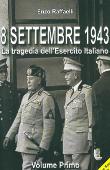 Copertina 8 settembre 1943 vol.1