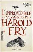 Copertina L'imprevedibile viaggio di Harold Fry