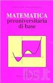 Copertina Matematica preuniversitaria di base