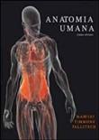 Copertina Anatomia umana –  V edizione