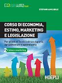 Copertina Corso di economia, estimo marketing e legislazione 1