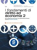 Copertina I fondamenti di diritto ed economia 2