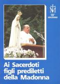 Copertina Ai Sacerdoti figli prediletti della Madonna