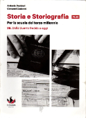 Copertina Storia e Storiografia plus 3B