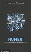 Copertina Numeri: raccontare la matematica