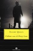 Copertina L'ultimo caso di Drury Lane
