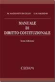 Copertina Manuale di diritto costituzionale