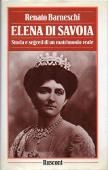 Copertina Elena di Savoia: storia e segreti di un matrimonio reale