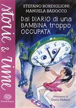 Copertina Dal diario di una bambina troppo occupata